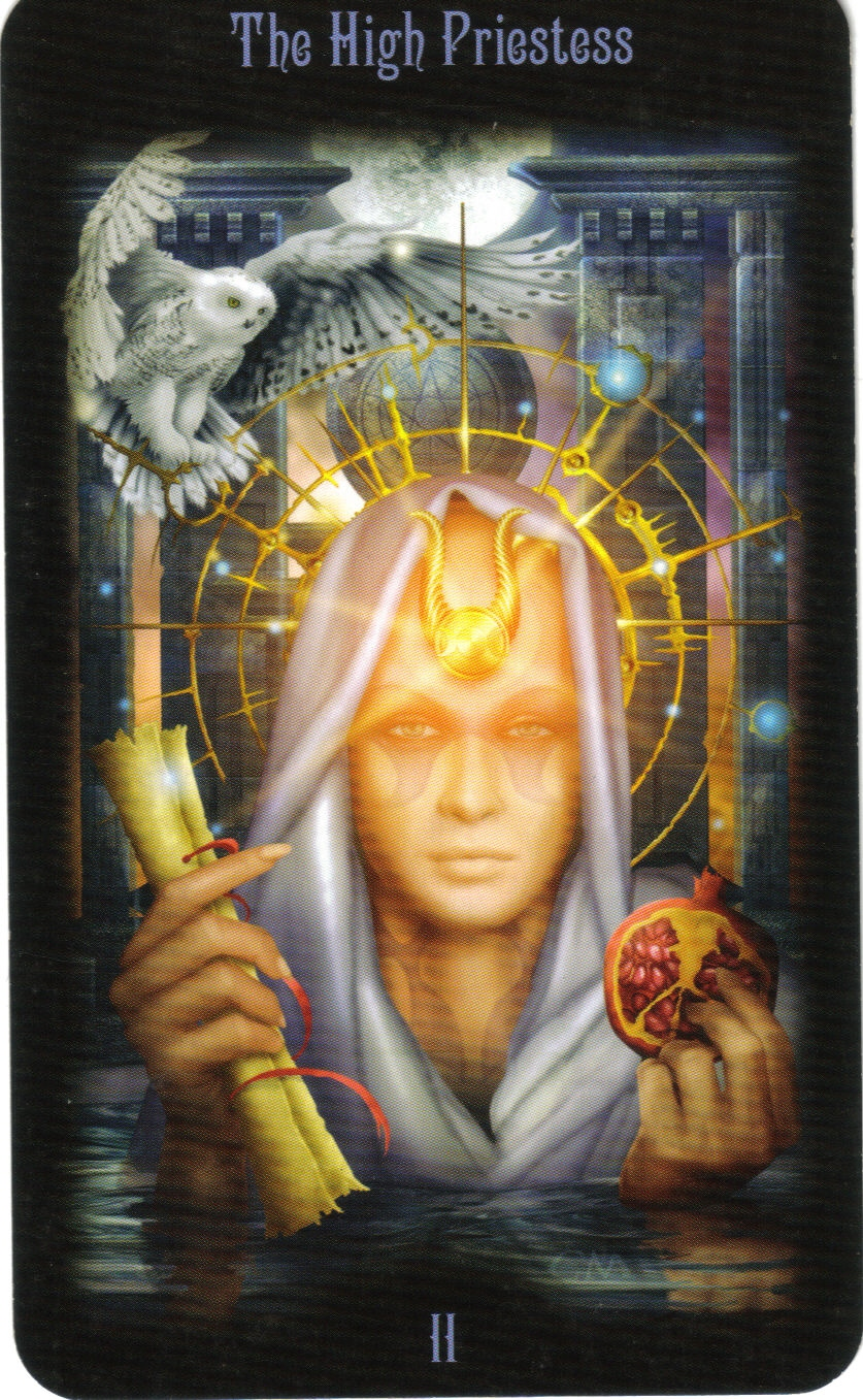 Wild Women Of The Universe!: Intuitive Tuesday -- The High