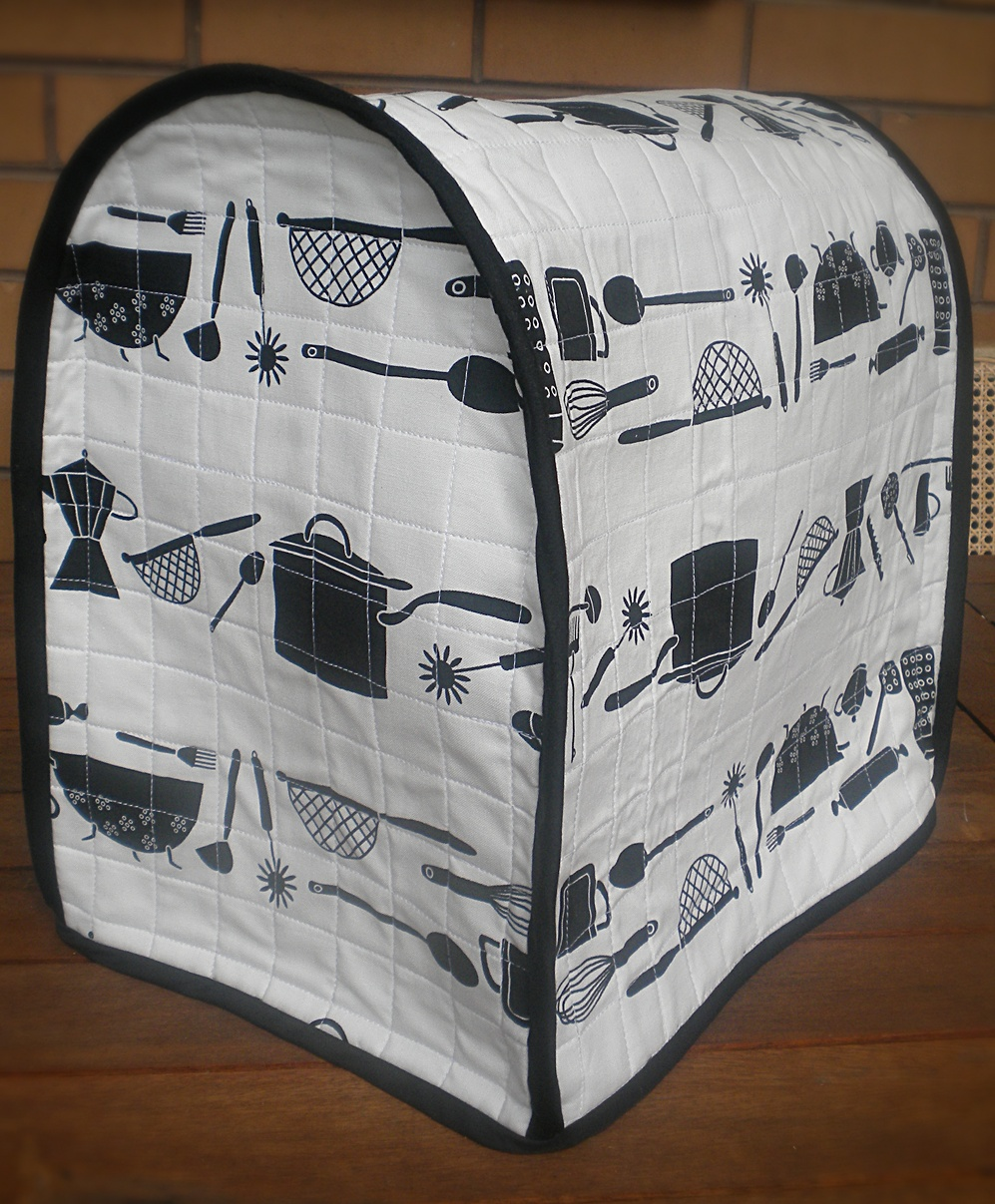 Kitchenaid Stand Mixer Cover Pattern : kitchenaid, stand, mixer, cover, pattern, Heart, Mary:, Tutorial:, KitchenAid, Mixer, Cover