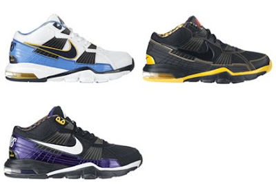 san francisco 32206 f5c43 Building off of last year s Nike Trainer 1 PE set, Nike recently released Nike  Air Trainer SC 2010 PEs for LaDainian Tomlinson, Adrian Peterson, and Troy  ...