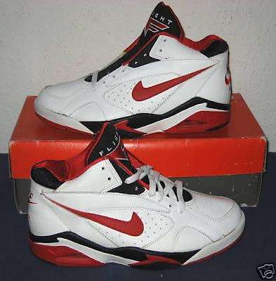 best cheap a98a3 88853 Throwback Thursday Nike Air Flight Collection. Thursday, September 10, 2009