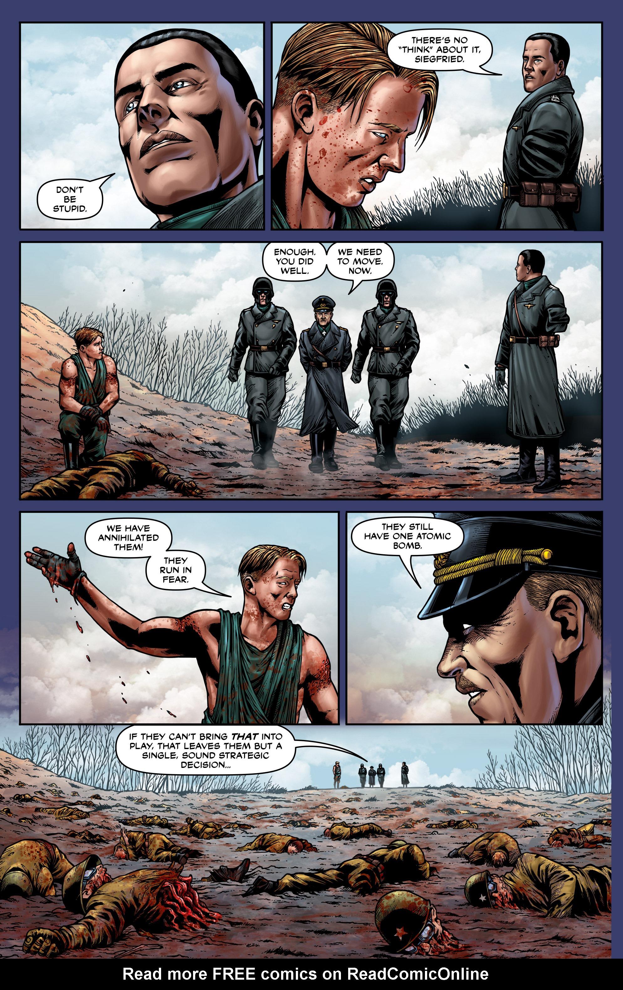 Read online Uber: Invasion comic -  Issue #3 - 18