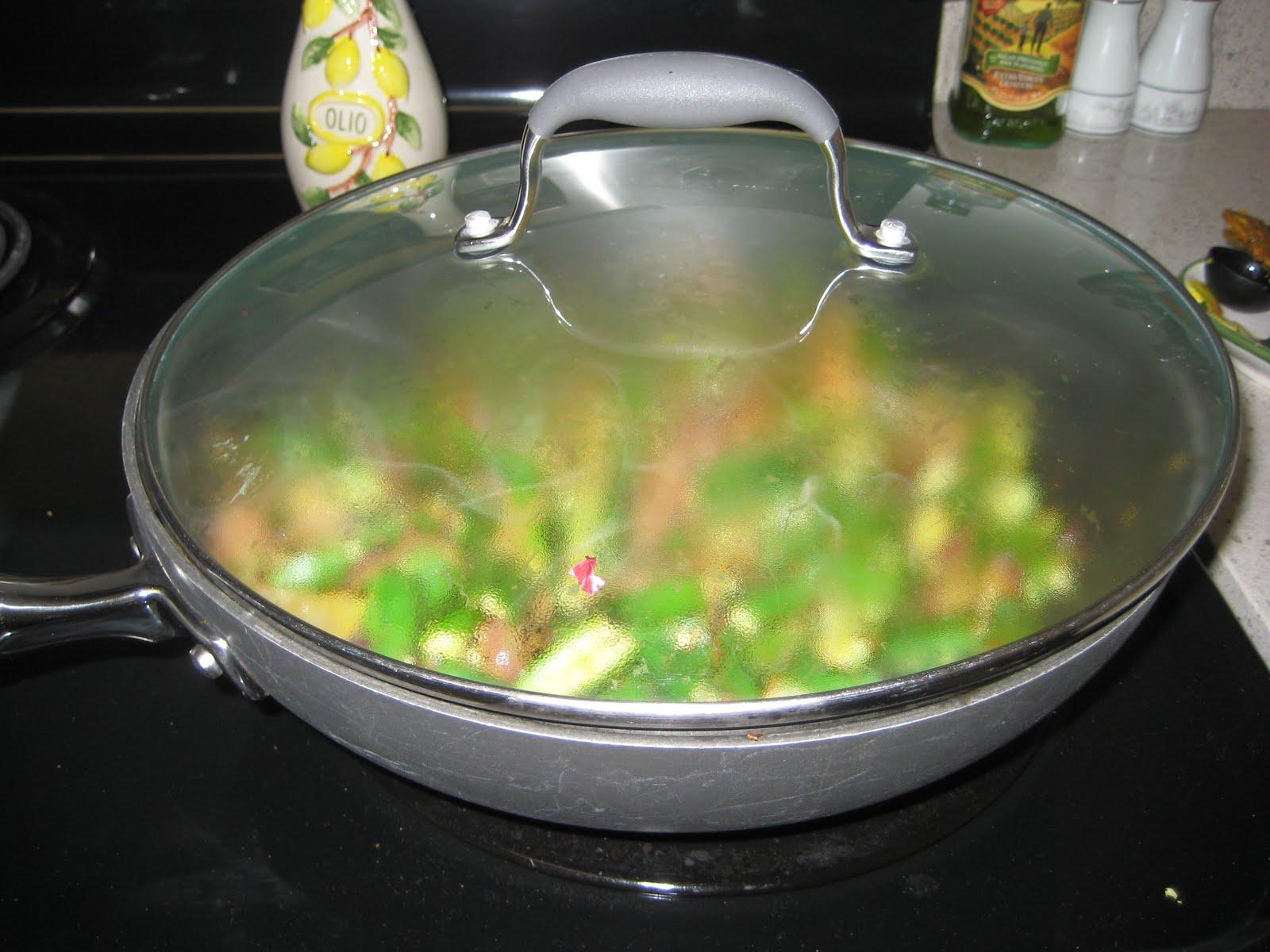 Punjabi Bhindi Masala (Okra sautéed with Onions and ...