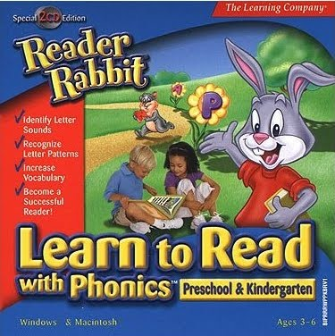 reader rabbit learn to read with phonics download