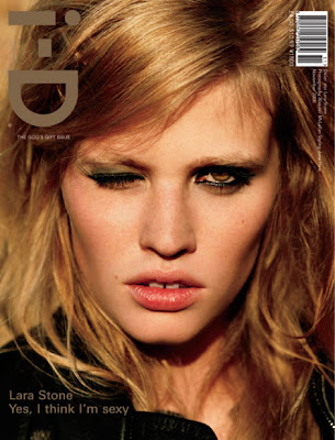 Gap-Toothed Girls and Why We LOVE Lara Stone