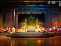 Ramayana Art Performance
