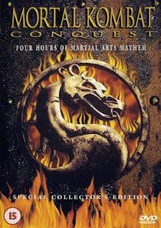 Mortal Kombat Conquest Folge 1 Deutsch