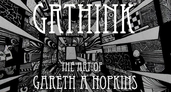 grthink: The Art of Gareth A Hopkins, and some other stuff