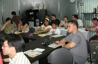 Bloggers @ The Philippine Science Centrum