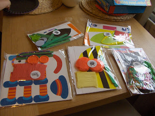 Sweet Craftiness: Alex Toys Paper Plate Bugs