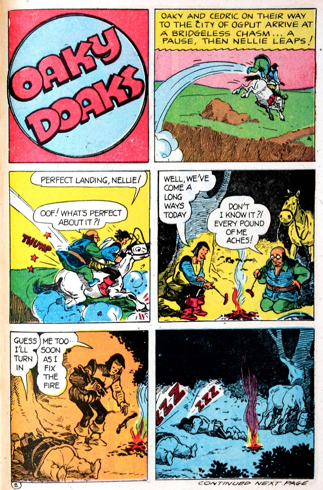 Read online Famous Funnies comic -  Issue #139 - 44