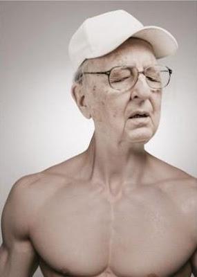 Sexy grandpa