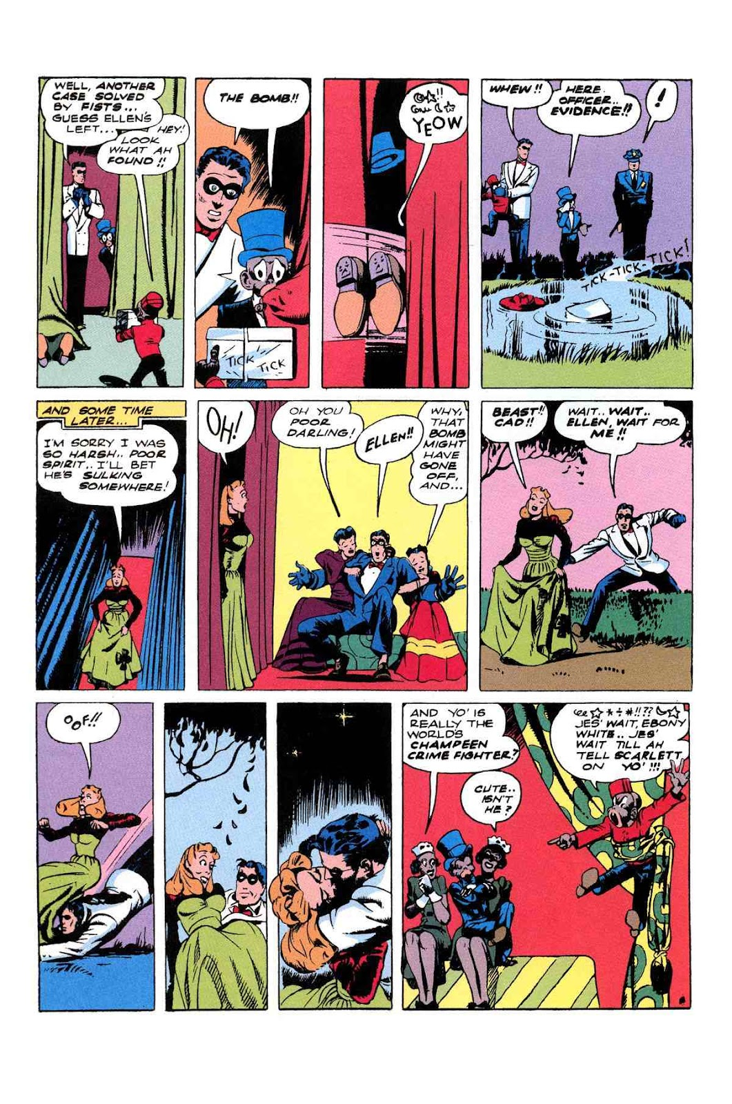 Read online Will Eisner's The Spirit Archives comic -  Issue # TPB 2 (Part 2) - 108