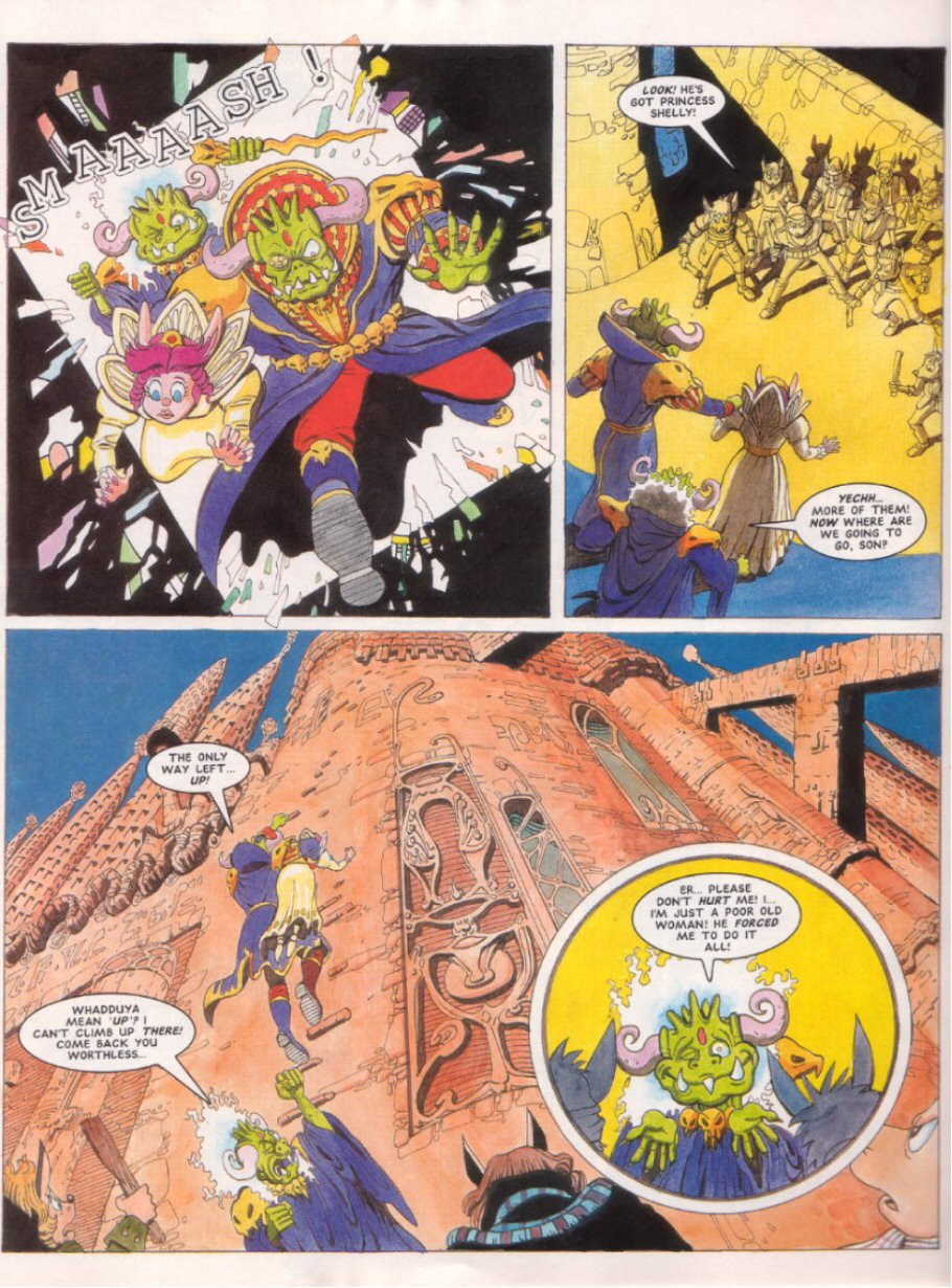 Read online Sonic the Comic comic -  Issue #58 - 26