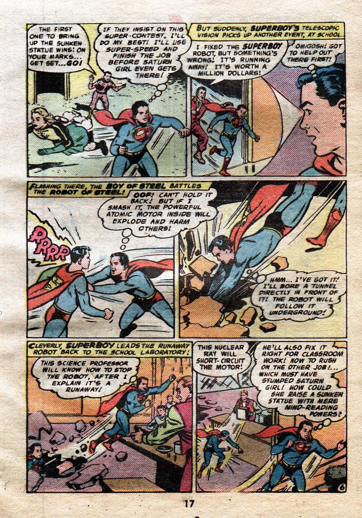Read online Adventure Comics (1938) comic -  Issue #491 - 17