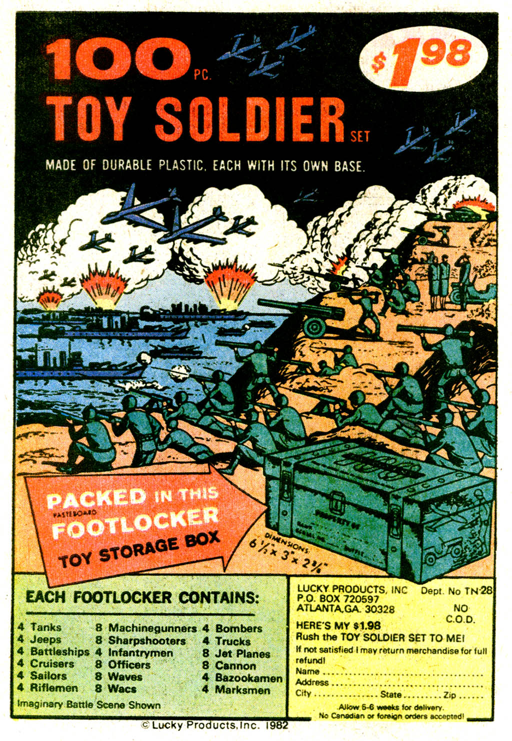 Sgt. Rock issue 364 - Page 33