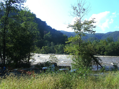 Yeti's Western NC Blog: Small Community of Stackhouse