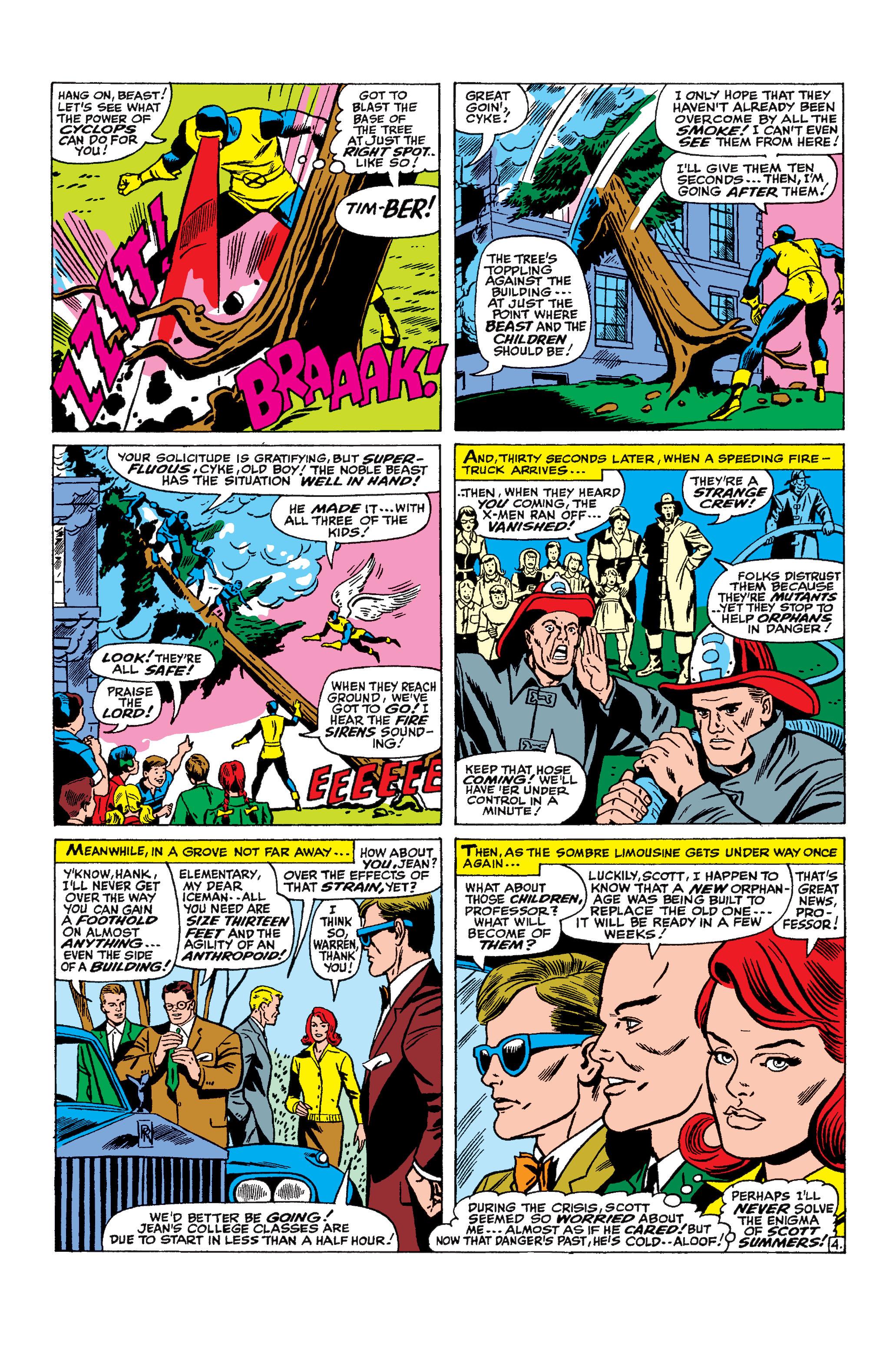 Uncanny X-Men (1963) 25 Page 4