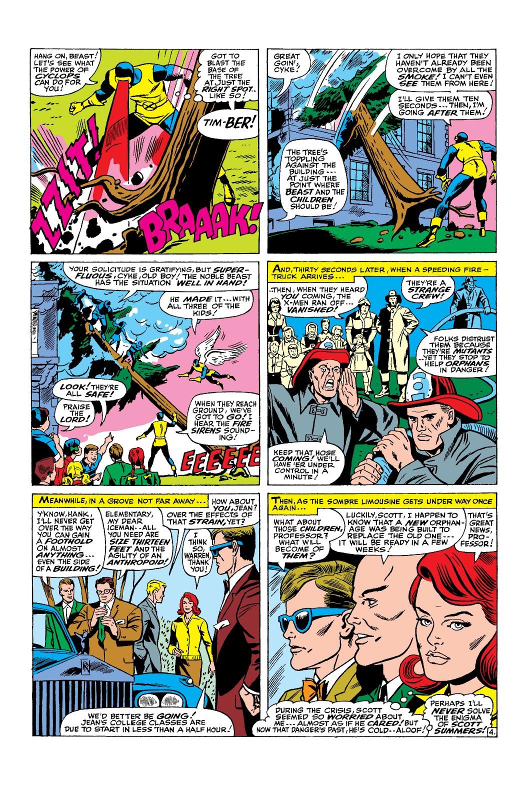 Uncanny X-Men (1963) issue 25 - Page 5