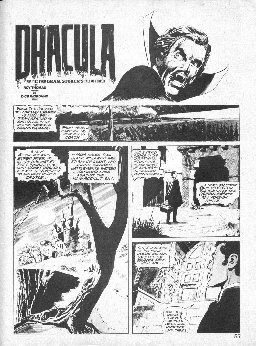 Dracula Lives issue 6 - Page 50