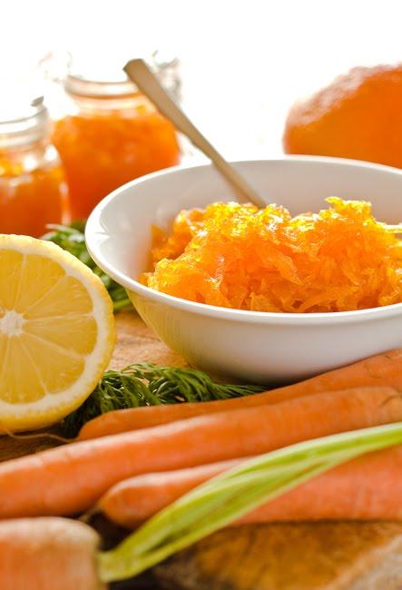 Сладко от моркови и цитруси