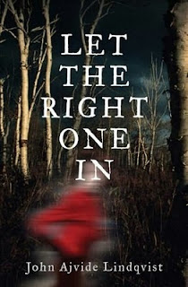 Let the Right One In by John Ajvide Lindqvist book cover
