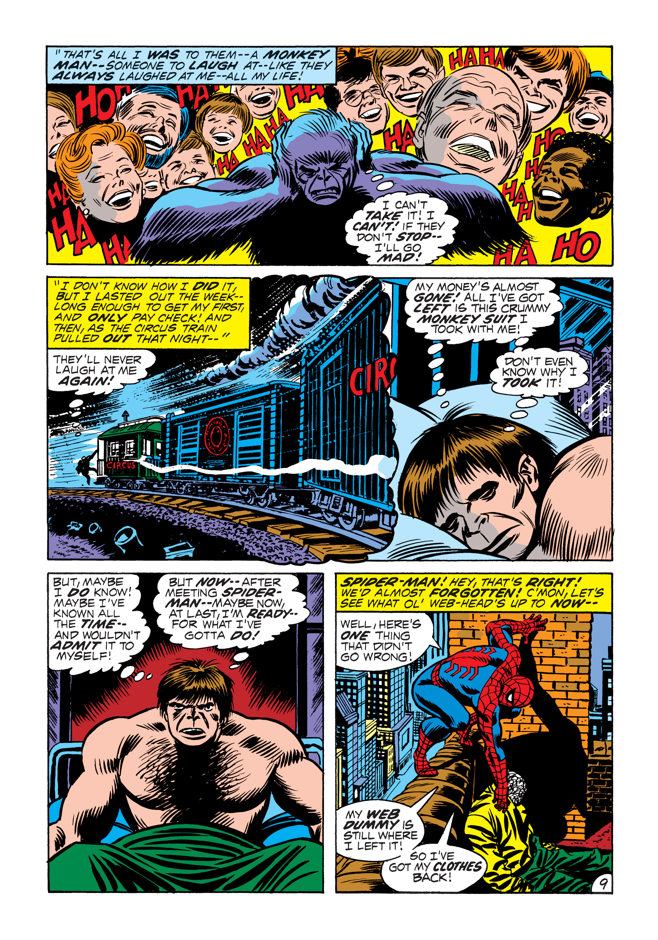 The Amazing Spider-Man (1963) 110 Page 9
