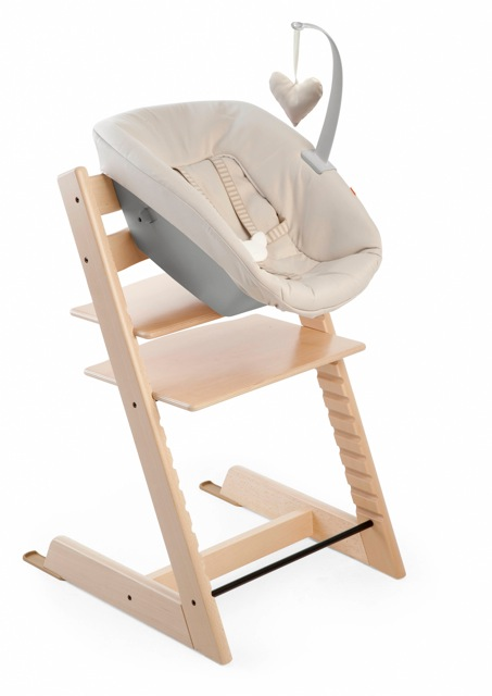 Review: Stokke New Born Tripp Trapp Set