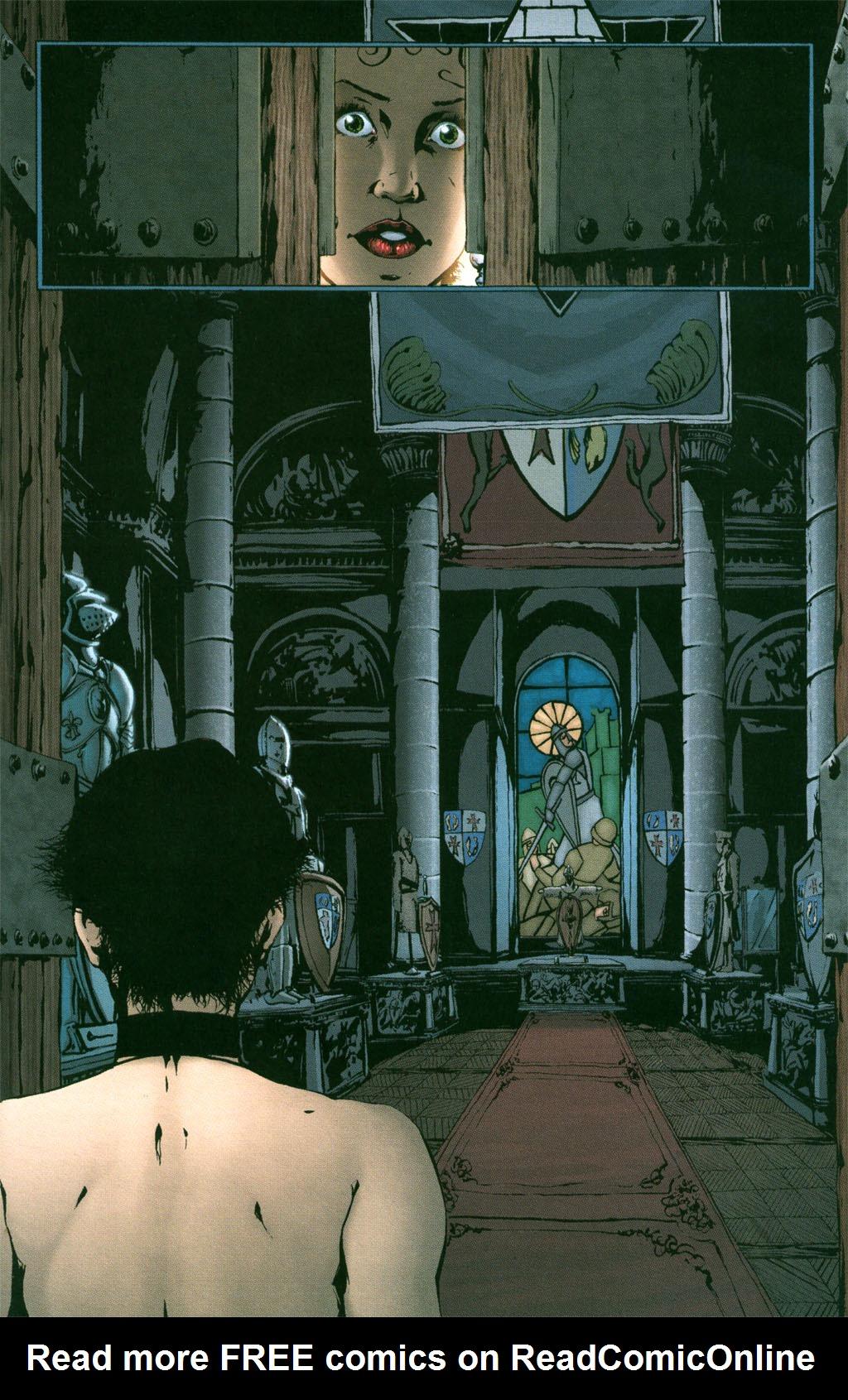 Read online Rex Mundi comic -  Issue #4 - 9