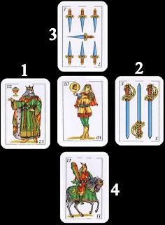 cartas españolas tarot cartas españolas free tirada cruz de san andrés