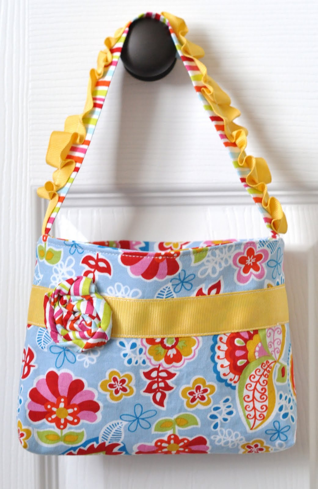 If I Can Do It You Can Do It Toddler Purse Tutorial