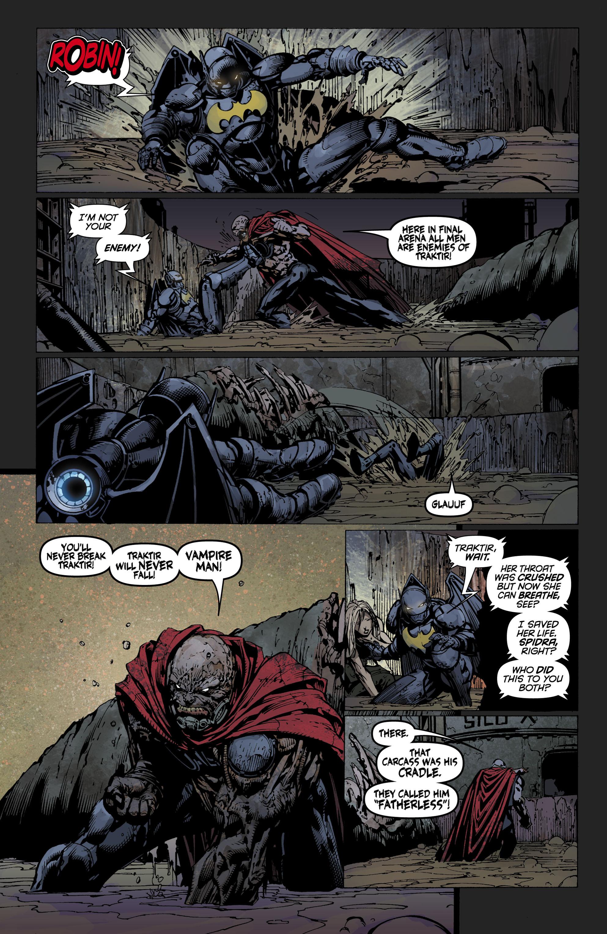 Read online Batman: The Return comic -  Issue # Full - 21