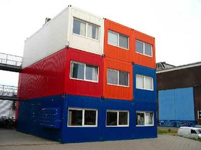 Proyecto pragmalia 248 edificios de bajo costo con - Vivienda contenedor maritimo ...