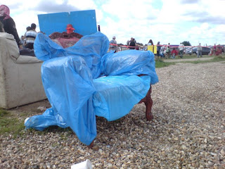 Styling And Salvage Denham Carboot Sale Armchairs