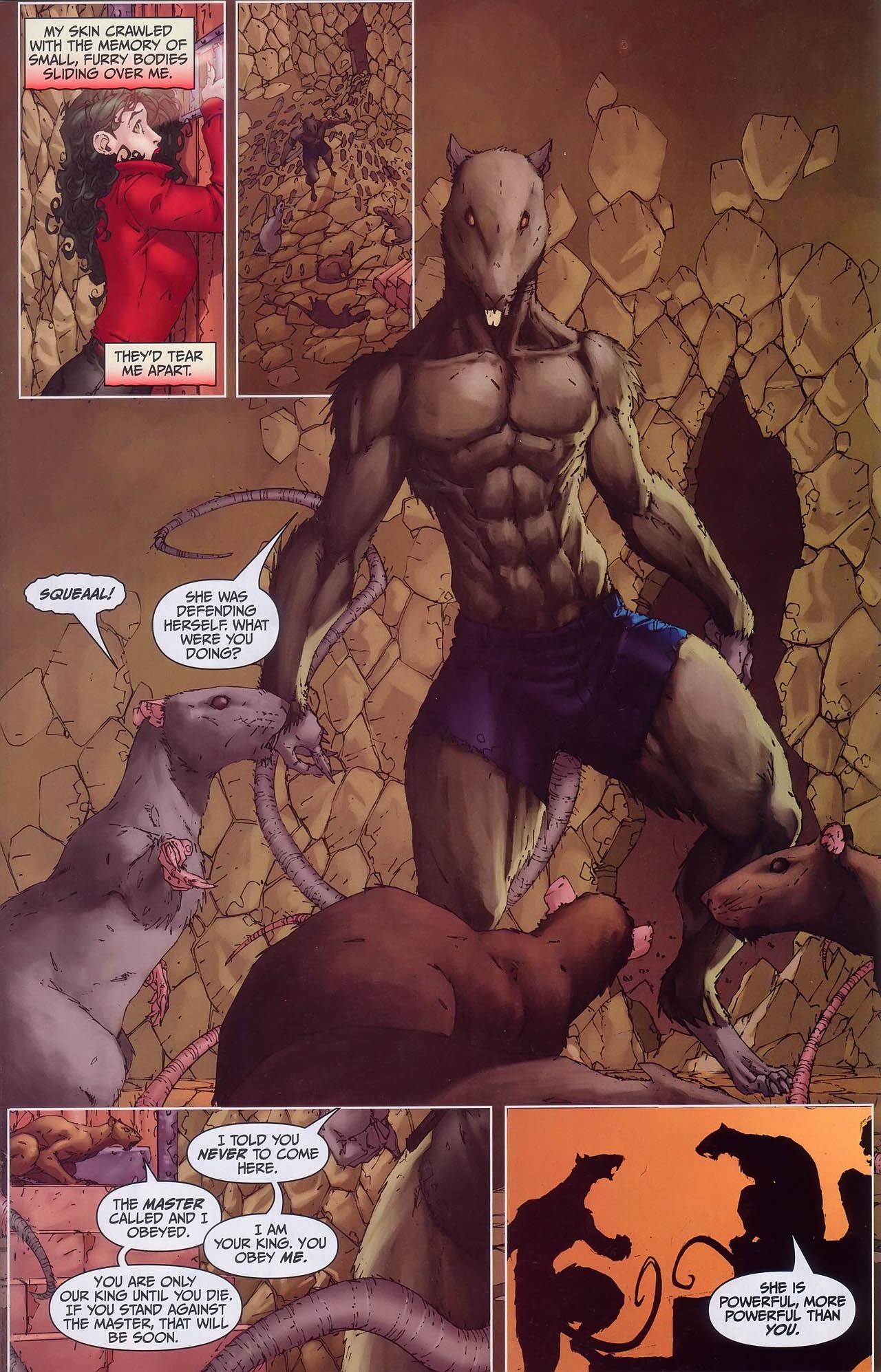Read online Anita Blake, Vampire Hunter: Guilty Pleasures comic -  Issue #3 - 4