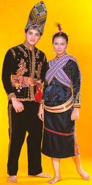 ART & CULTURE: Sabah Malaysian Borneo Costumes