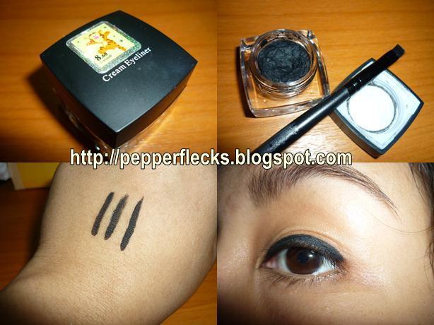 Elf studio cream eyeliner black