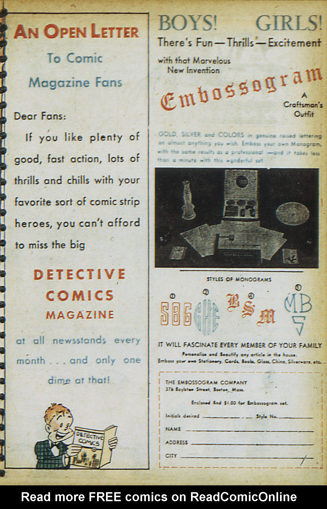Read online Adventure Comics (1938) comic -  Issue #17 - 12