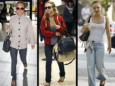 Hayden Panettiere Has Been Seen On More Than One Occasion With Her Rebecca Minkoff Morning After Bag It Is A Great Looking And Full Of Function