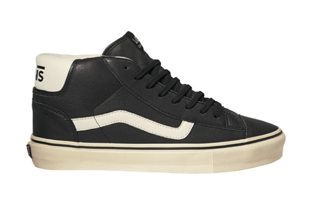 efd758781b vans opens the vault again with this series of mid skool 77 model. 3 solid  two-tone colours