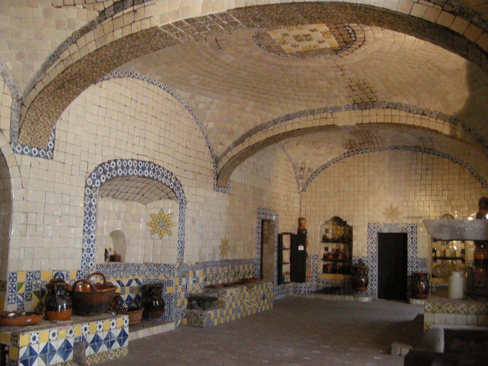 El Museo de Arte Popular cuenta con la cocina donde nació el mole poblano