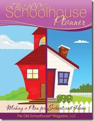TOS Homeschool Crew Review: The 2009 Schoolhouse Planner