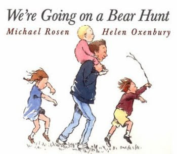 We're Going on a Bear Hunt {Before FI♥AR}