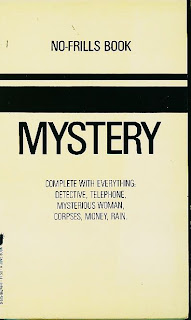 Bill Crider's Pop Culture Magazine: Forgotten Books -- MYSTERY