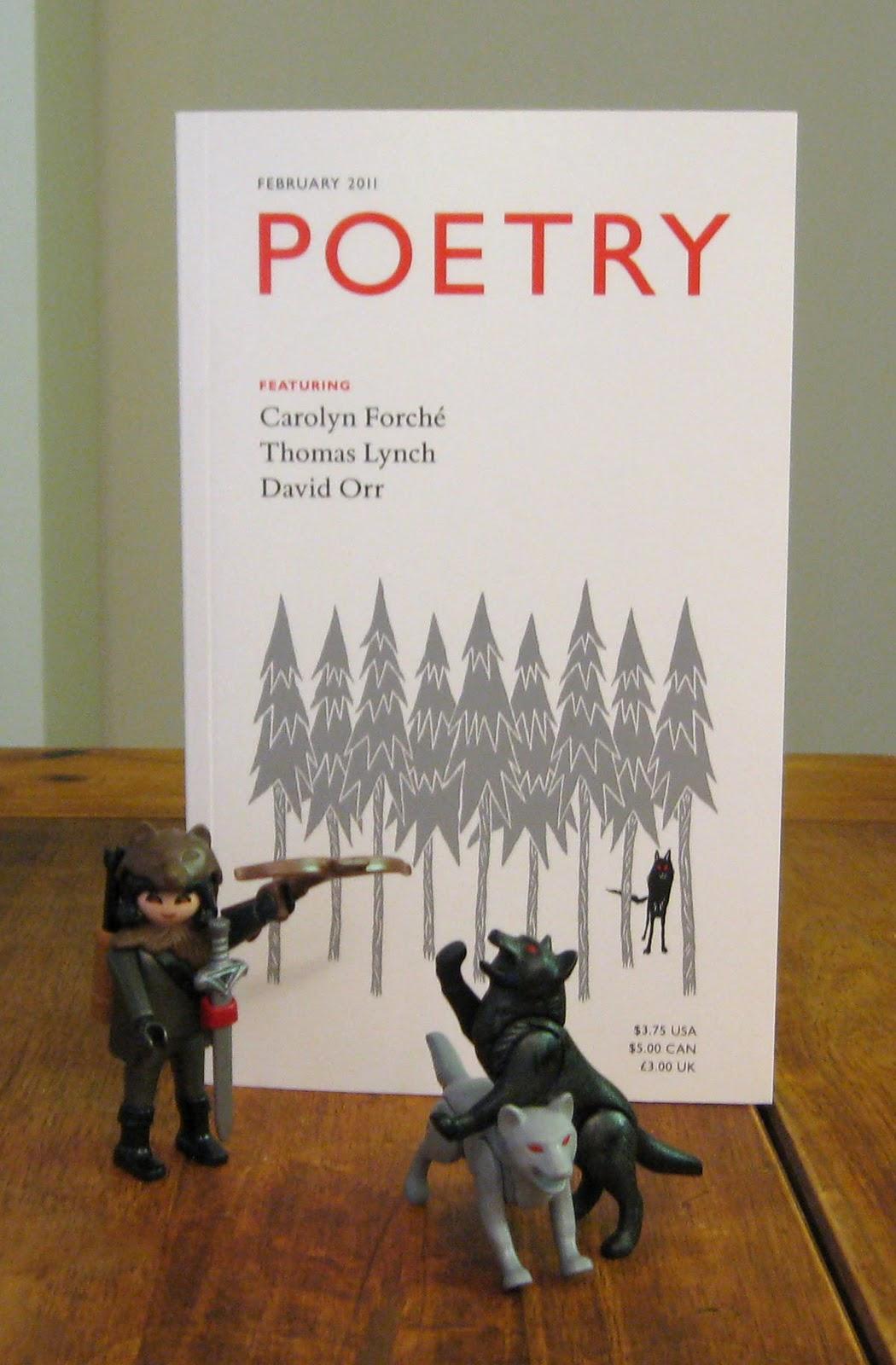 Emperor of Ice-Cream Cakes: Poems Are Jokes: FEBRUARY 2011