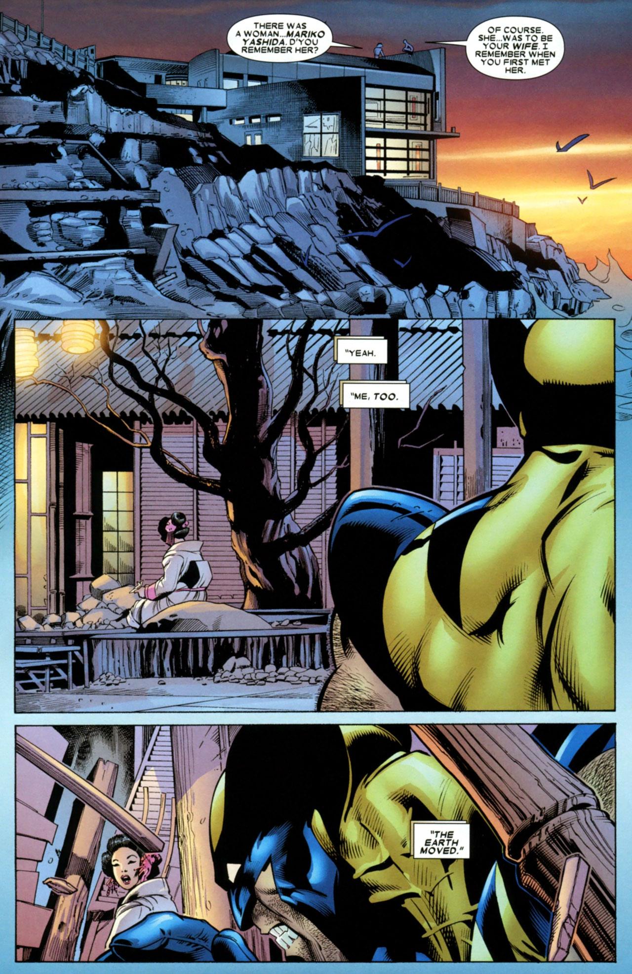 Read online Wolverine: Origins comic -  Issue #46 - 7