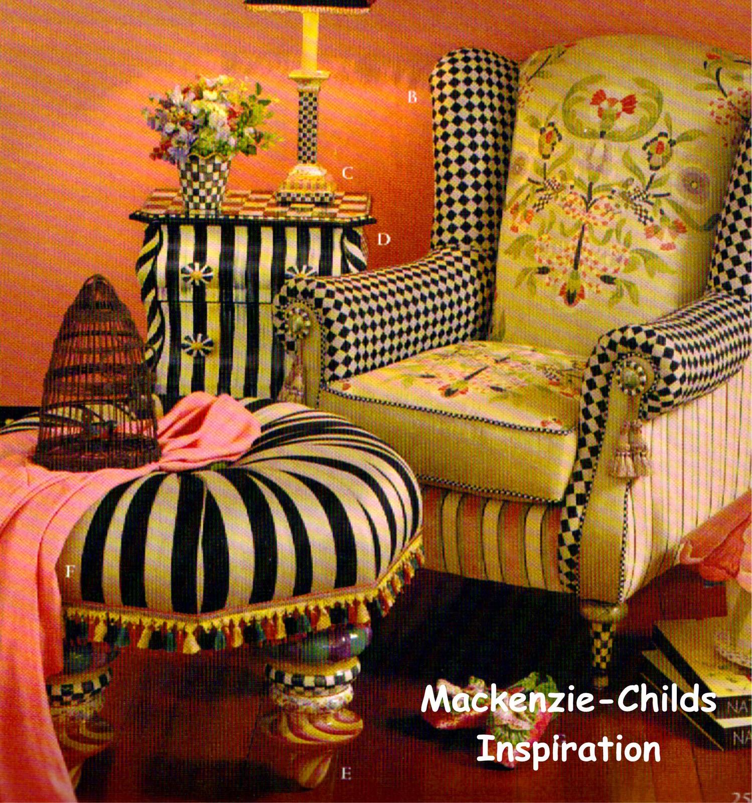Ideas Child Inspiration Mackenzie Childs Forever Decor