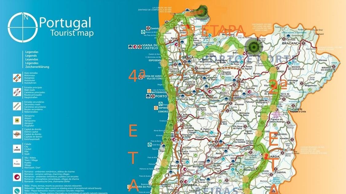 mapa de portugal com cidades e vilas pedalar para além: PORTUGAL PROFUNDO E O MUNDO: 4ª ETAPA CONCLUÍDA mapa de portugal com cidades e vilas