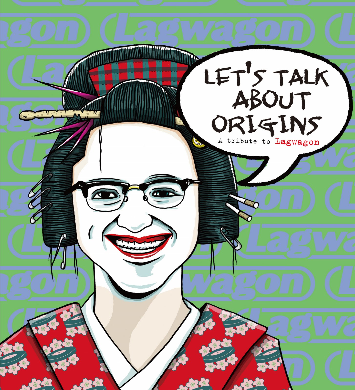 A tribute to Lagwagon - Let's Talk About Origins