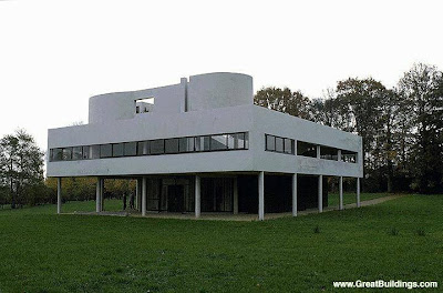 Le Corbusier Bauhaus and architecture mainly le corbusier and the bauhaus