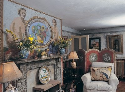Art And Architecture Mainly Vanessa Bell A Bloomsbury